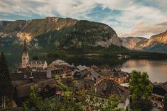 Αυστρία, Hallstatt Στοκ φωτογραφία με δικαίωμα ελεύθερης χρήσης