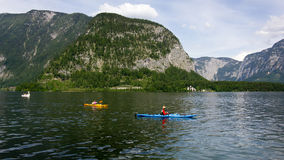 Αυστρία hallstatt Στοκ εικόνες με δικαίωμα ελεύθερης χρήσης