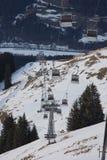 Αυστρία kitzbuhel Στοκ φωτογραφίες με δικαίωμα ελεύθερης χρήσης