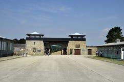 Αυστρία, KZ Mauthausen στοκ εικόνες με δικαίωμα ελεύθερης χρήσης