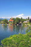 Αυστρία millstatt Στοκ φωτογραφίες με δικαίωμα ελεύθερης χρήσης