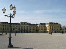 Αυστρία schoennbrunn Βιέννη Στοκ Φωτογραφία
