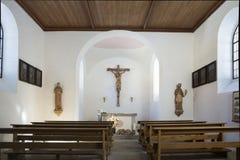 Αυστρία, Tirol, Sankt Johannes Nepomuk Kirche σε Bayerischen Wald Στοκ φωτογραφία με δικαίωμα ελεύθερης χρήσης