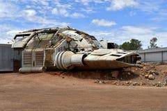 Αυστραλία, Coober Pedy, UFO Στοκ φωτογραφία με δικαίωμα ελεύθερης χρήσης