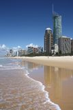 Αυστραλία - Gold Coast Στοκ εικόνα με δικαίωμα ελεύθερης χρήσης