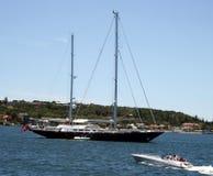 Αυστραλία schooner στοκ εικόνα με δικαίωμα ελεύθερης χρήσης