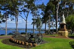 Αυστραλία, WA, Περθ, πάρκο βασιλιάδων στοκ εικόνες με δικαίωμα ελεύθερης χρήσης