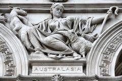 Αυστραλασία στοκ φωτογραφία