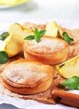 αυστραλιανή πίτα μήλων Στοκ εικόνες με δικαίωμα ελεύθερης χρήσης