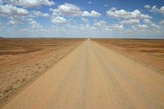 αυστραλιανός δρόμος αγρ& Στοκ φωτογραφία με δικαίωμα ελεύθερης χρήσης