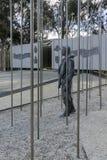 Αυστραλιανό εθνικό μνημείο Πολέμων της Κορέας, Καμπέρρα, Αυστραλία Στοκ φωτογραφία με δικαίωμα ελεύθερης χρήσης