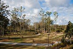αυστραλιανό πάρκο Στοκ Φωτογραφία