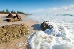 αυστραλιανό seascape ημέρας Στοκ φωτογραφίες με δικαίωμα ελεύθερης χρήσης