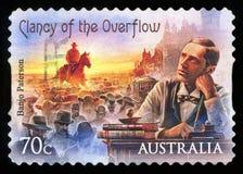 ΑΥΣΤΡΑΛΙΑ - γραμματόσημο στοκ φωτογραφίες