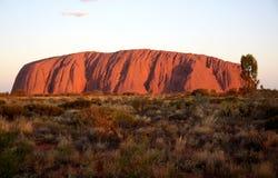 Αυστραλία Βόρεια Περιοχών Uluru Στοκ φωτογραφία με δικαίωμα ελεύθερης χρήσης