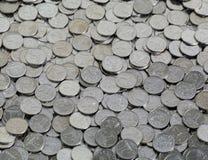10 αυστραλιανά κομμάτια νομίσματος αλλαγής σεντ μικρά Στοκ Φωτογραφία