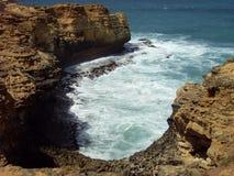 Αυστραλιανές ακτές στοκ εικόνα με δικαίωμα ελεύθερης χρήσης