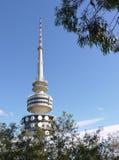 Αυστραλιανός πύργος τηλεπικοινωνιών Στοκ Φωτογραφίες
