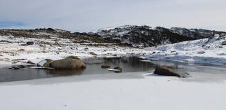 Αυστραλιανός χειμώνας Στοκ φωτογραφία με δικαίωμα ελεύθερης χρήσης