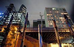 Αυστραλιανό αστικό τοπίο Στοκ εικόνα με δικαίωμα ελεύθερης χρήσης
