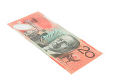 αυστραλιανό νόμισμα Στοκ Εικόνες