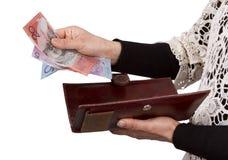 Αυστραλιανό δολάριο Στοκ φωτογραφία με δικαίωμα ελεύθερης χρήσης