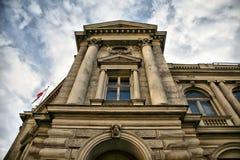 αυστριακός κλασσικός αρχιτεκτονικής Στοκ εικόνα με δικαίωμα ελεύθερης χρήσης