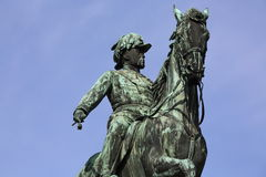 Αυστριακό μνημείο Στοκ φωτογραφία με δικαίωμα ελεύθερης χρήσης