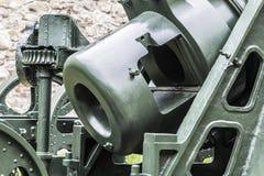 1911 αυστροούγγρο Howitzer πολιορκίας WWI 305 χιλ. Στοκ φωτογραφίες με δικαίωμα ελεύθερης χρήσης