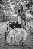 Αυτή βροχή φθινοπώρου Στοκ Εικόνες