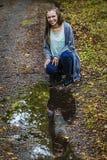Αυτή βροχή φθινοπώρου Στοκ φωτογραφίες με δικαίωμα ελεύθερης χρήσης