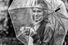 Αυτή βροχή φθινοπώρου Στοκ εικόνες με δικαίωμα ελεύθερης χρήσης