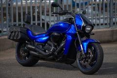 Αυτή η μοτοσικλέτα είναι μια ομορφιά στοκ εικόνα