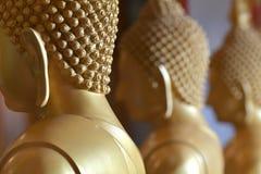 Αυτιά του Βούδα στο ναό Στοκ εικόνες με δικαίωμα ελεύθερης χρήσης