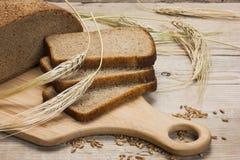 αυτιά ψωμιού στοκ φωτογραφία με δικαίωμα ελεύθερης χρήσης