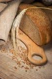 αυτιά ψωμιού στοκ φωτογραφία