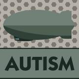 Αυτισμός κειμένων γραψίματος λέξης Επιχειρησιακή έννοια για τη δυσκολία με την αλληλεπίδραση και διαμόρφωση των υποθέσεων με άλλη απεικόνιση αποθεμάτων