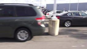 Αυτοκίνητα, αντιπρόσωπος, για την πώληση, νέος και χρησιμοποιημένος φιλμ μικρού μήκους