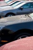 αυτοκίνητα νέα Στοκ εικόνα με δικαίωμα ελεύθερης χρήσης