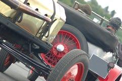 αυτοκίνητα που συναγωνίζονται τον τρύγο Στοκ Φωτογραφία
