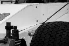 Αυτοκίνητα σειρών μαθημάτων Στοκ Εικόνα