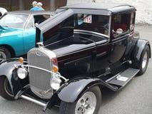 Αυτοκίνητα Myssle αναδρομικά στοκ φωτογραφίες