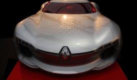 Αυτοκίνητο έννοιας της Renault Trezor Στοκ Φωτογραφίες