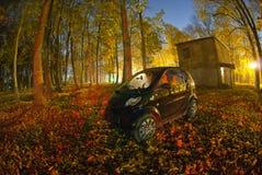 αυτοκίνητο έξυπνο Στοκ Φωτογραφίες