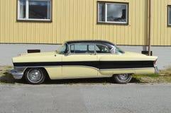 αυτοκίνητο αναδρομικό Στοκ Εικόνα