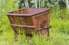 Αυτοκίνητο ανθρακωρυχείου Στοκ Εικόνα