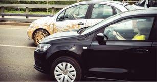 αυτοκίνητο λασπώδες στοκ εικόνα με δικαίωμα ελεύθερης χρήσης