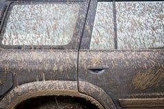 αυτοκίνητο βρώμικο πολύ στοκ φωτογραφίες με δικαίωμα ελεύθερης χρήσης