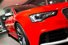 Αυτοκίνητο για την πώληση Στοκ Εικόνα
