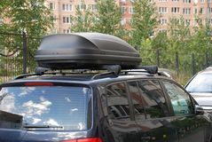 Αυτοκίνητο για το ταξίδι Στοκ εικόνες με δικαίωμα ελεύθερης χρήσης